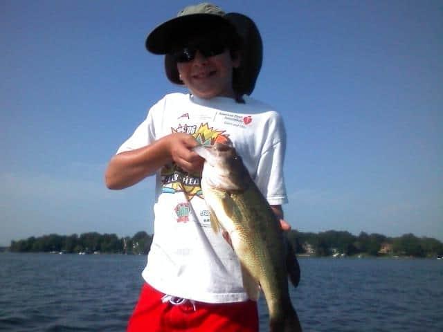 Lake Minnetonka Fishing Ben2