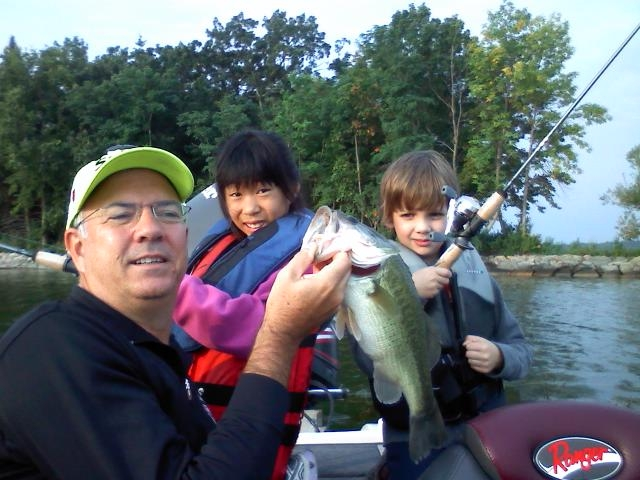 Lake Minnetonka Fishing Boulay Bass
