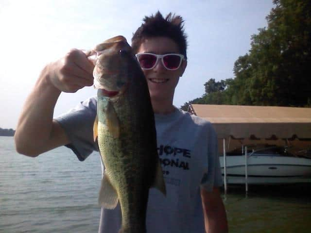Lake Minnetonka Fishing CharlieJr