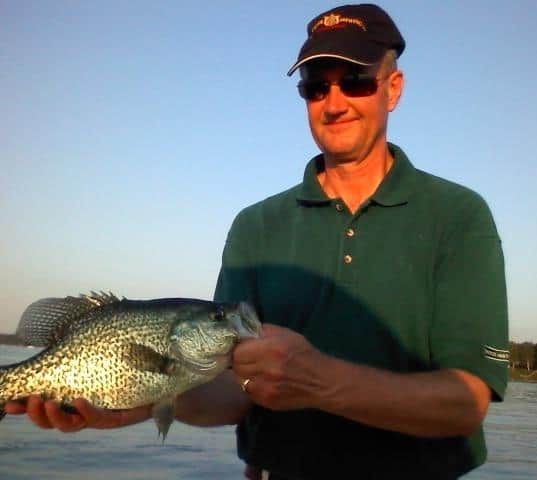 Lake Minnetonka Fishing Crappie Steve