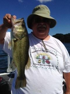 Lake Minnetonka Fishing Guide Bass 1