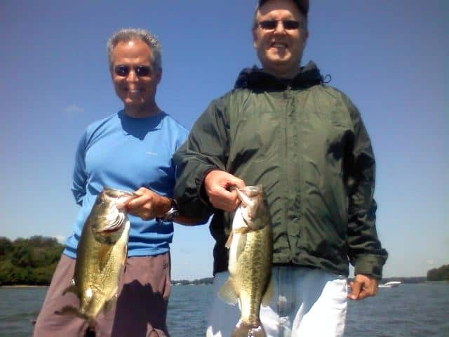Lake Minnetonka Fishing Kaufman 2012