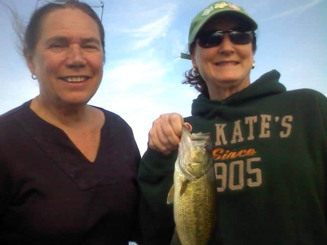 Lake Minnetonka Fishing Ladys Day