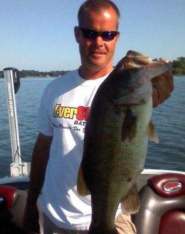 Lake Minnetonka Fishing MN trophy!