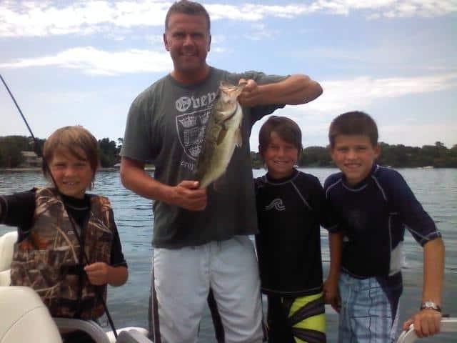 Lake Minnetonka Fishing Parkers