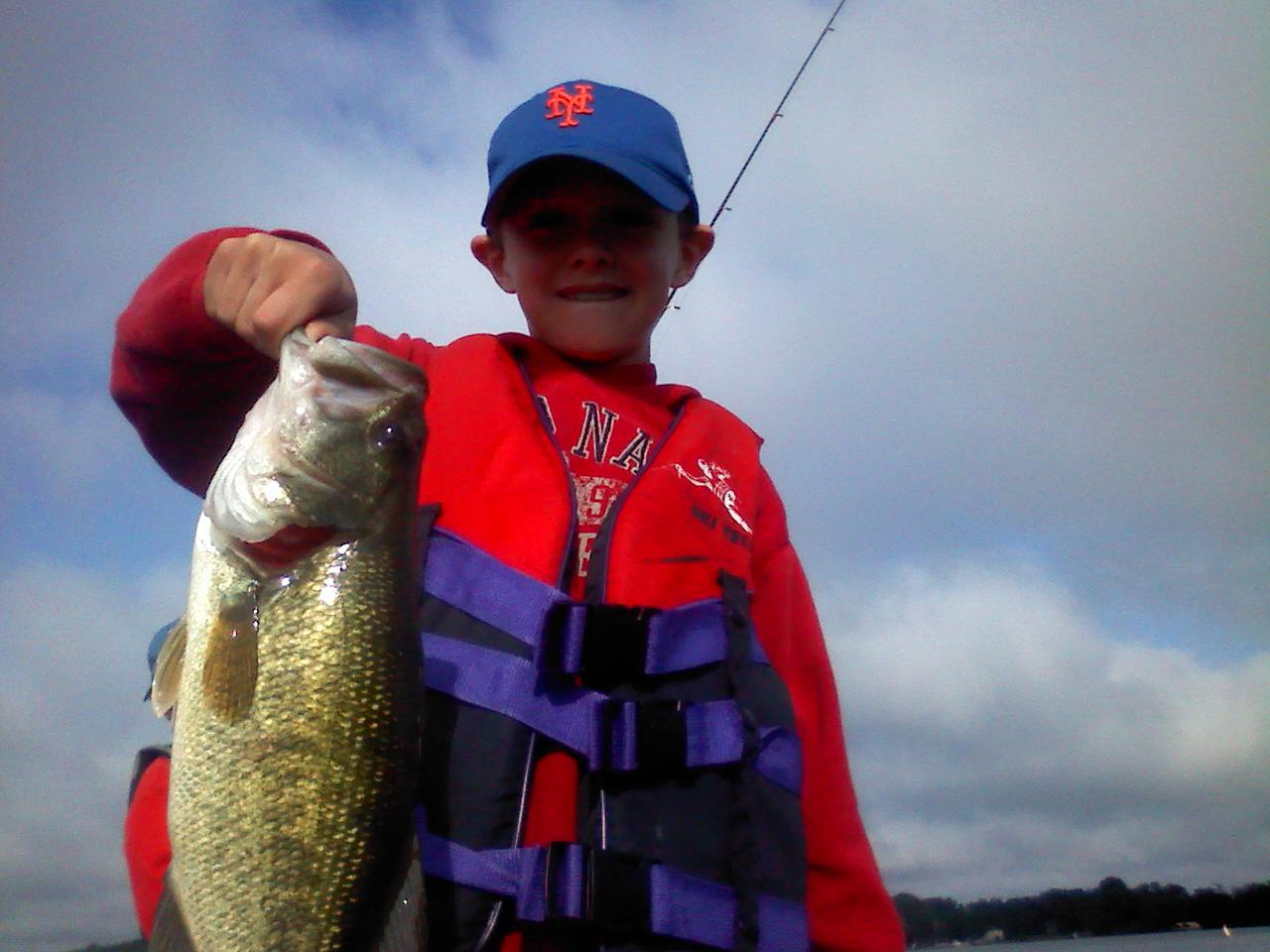 Lake Minnetonka Fishing with Joseph